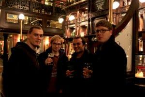 An unimpressed me attending WordPress Birmingham in November 2011
