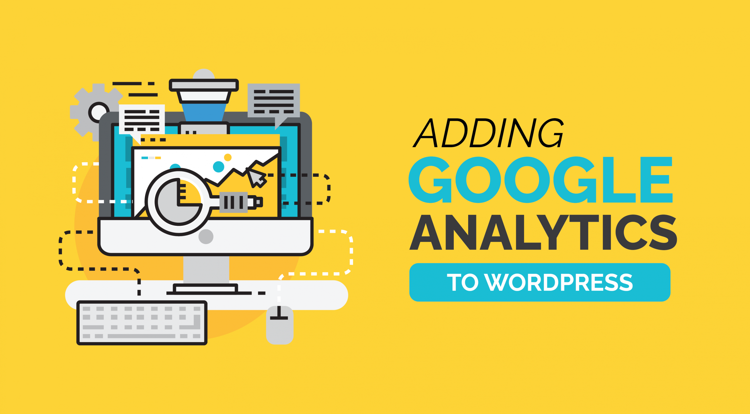 Adding Google Analytics to WordPress